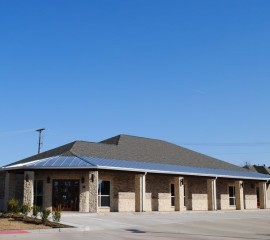 Plano Office Retail Building